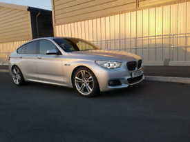 BMW 5 Series Gran Turismo 2011 3.0 530d M Sport