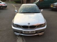 BMW 325CI Coupe M SPORT 2004 Automatic