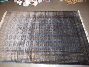 Genuine Hand Knotted 100% Wool Carpet