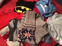 Boys clothing aged 4-5