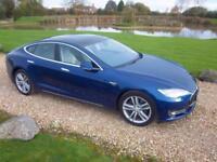 2016 / 16 Tesla Model S E ( Nav ) CVT 70