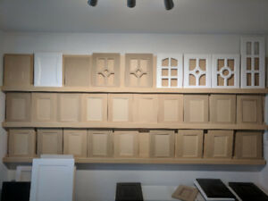 MDF CABINET DOORS, ACCESSORIES & CUSTOM CABINETS