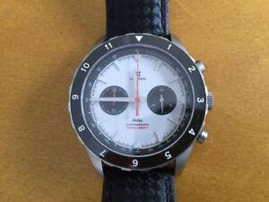 LEYDEN VELOX CHRONO PANDA - Sapphire/Ceramic Watch