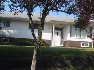 Metrotown Unfurnished Upper Level Includes Utilities & Internet