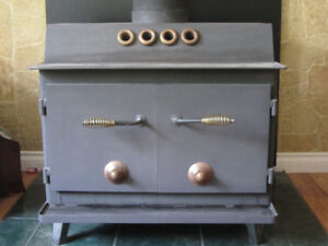 wood stove buy or sell indoor home items in owen sound kijiji