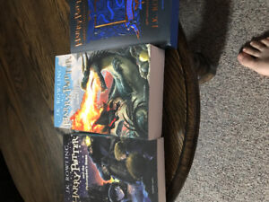 Harry Potter books new  book 1 and 2