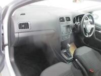 2016 Volkswagen Polo 1.2 Match 5dr 5 door Hatchback