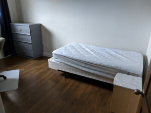 Sault College: Inclusive, Furnished room (just across the road)
