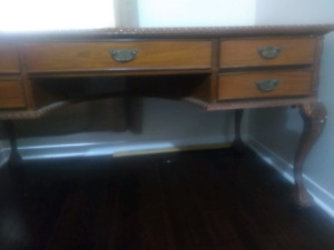 Antique Office Desk -A Steal!