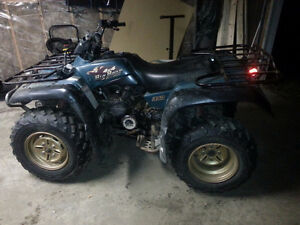 1998 Yamaha BIG BEAR