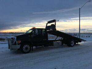 2007 Ford F-650 Tow Truck 5.9L For Sale **CALLS ONLY**