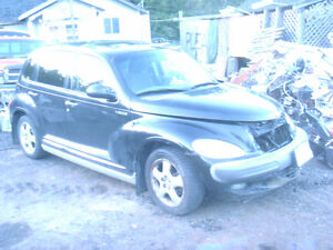 parting out 01 pt cruiser