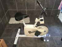 Exercise bike Tunturi make