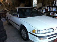 1992 Acura Integra Coupe (2 door)