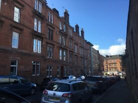1/2 bed 3rd floor tenement flat at popular west end