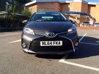 2014 Toyota Yaris Icon VVTI