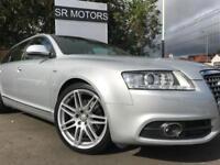 2011 Audi A6 Avant 2.7TDI Multitronic S Line(HISTORY,WARRANTY)