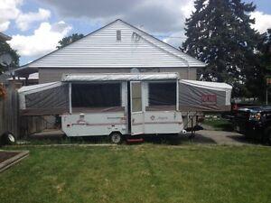 Tent trailer jayco