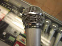 Shure 588SB Unisphere B Dynamic Vocal Microphone Winnipeg Manitoba Preview