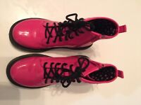 Pink DM Style Next Boots