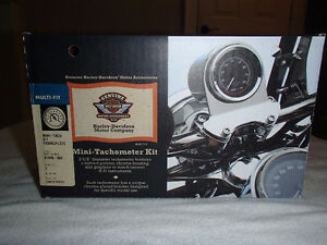 Harley Parts, new or near new, tins, engine guard, tach, softail Oakville / Halton Region Toronto (GTA) image 4