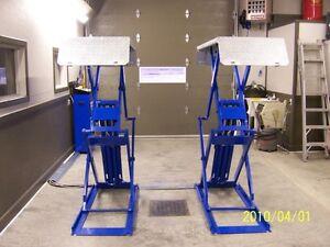 Lift de garage/pont elevateur/two post lift/lift pour auto USAGE