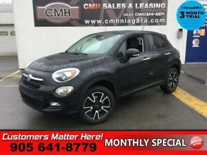 2016 Fiat 500X Sport  AWD AUTO BLUETOOTH POWER GROUP ALLOYS