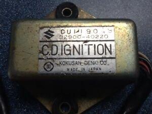 CDI/Igniter for 1979-81 Suzuki RM100/125 Edmonton Edmonton Area image 1