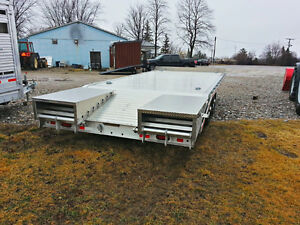 NEW PRICE Eby equipment trailer