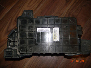 Used fuse box for 2011 Ford F250.