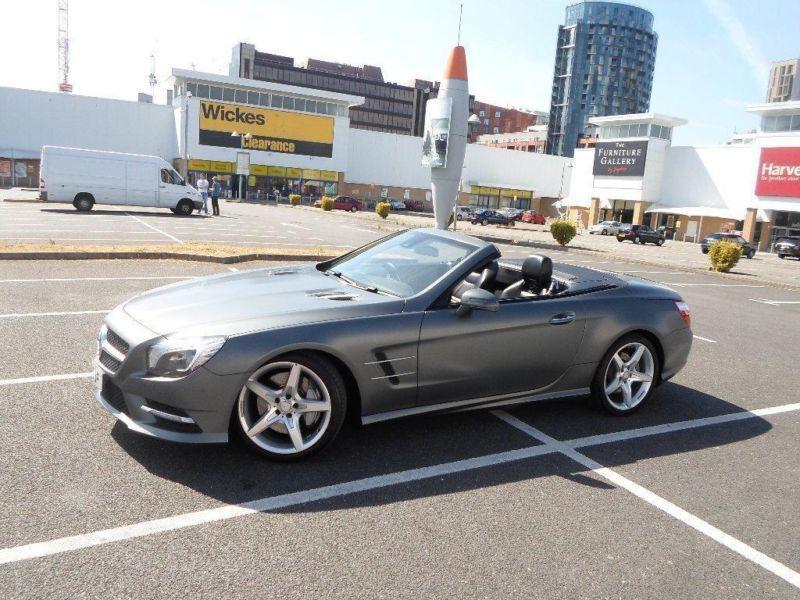 2014 mercedes benz sl class 47 sl500 amg sport 2dr - Mercedes Benz 2014 Sports Car