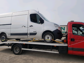 24/7 RA BREAKDOWN RECOVERY VAN 4x4 FORKLIFT TRANSPORTATION ACCIDENT TO