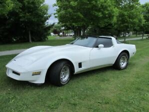 1980 Corvette FOR SALE - Rare 4 Speed - Excellent Condition