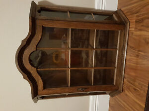 Antique Wall Mounted Cabinet