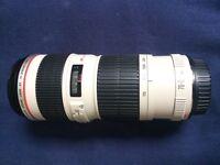 70-200mm f4L canon