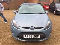 2009 Ford Fiesta 1.4TDCi Edge diesel manual