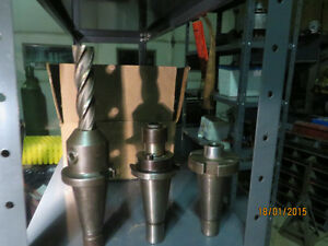 MILLING MACHINE ADAPTERS (FOR SALE AND NEEDED)