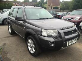 Land Rover Freelander 2.0Td4 Freestyle - 2005 55