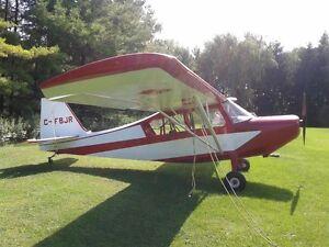 Homebuilt reg. Citabria Airplane