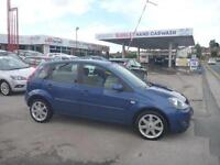 Ford Fiesta 1.4TDCi 2008 Zetec Blue