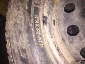 Winter tires Subaru