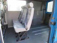 RENAULT MASTER DOUBLE CAB / CREW VAN SL28 2.5 DCI SWB 2005 11 MONTHS MOT NO VAT