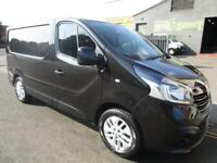 Renault Trafic Sport with SAT NAV REVERSING CAMERA ONLY 17,000 MILES!!! Traffic