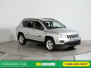 2012 Jeep Compass NORTH EDITION 4X4 A/C MAGS GR ELECTRIQUE