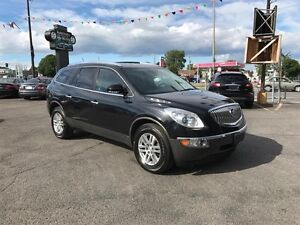 Buick Enclave CX-7 PASSAGERS-CUIR-DEMAREUR A DISTANCE-IMPECABLE