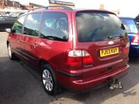 Ford Galaxy 7 seater