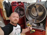 Any Appliance Repair and Service. Reasonable prices!