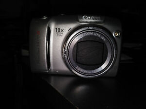 Canon PowerShot SX110 IS digital camera