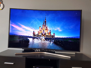 Samsung 55in 4K HDR Smart TV 9000 Series top of the line