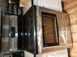 Stainless Steel Kenmore-loaded